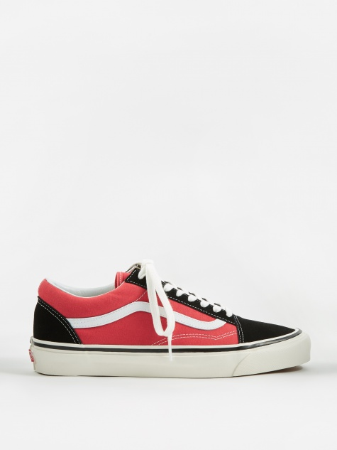 Old Skool 36 DX - (Anaheim Factory) Black/Red