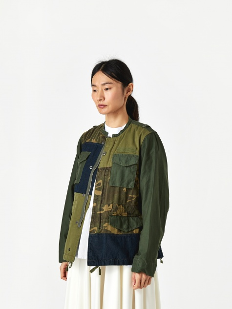 Patchwork Jacket - Multi
