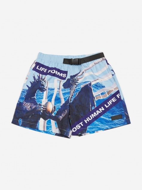 PAM Perks And Mini Sound Battle Swim Shorts - Multi