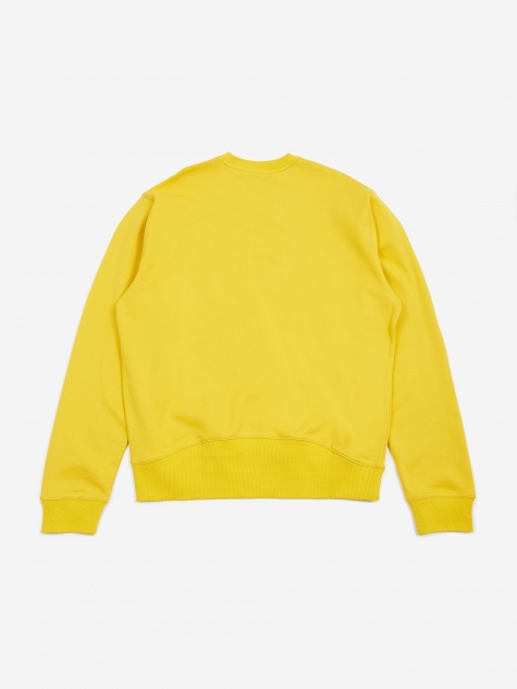 PAM Perks And Mini Atlantis Crewneck Sweatshirt - Yellow