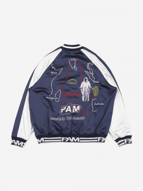 PAM Perks And Mini Perfection Loop Reversible Souvenir Jacket -
