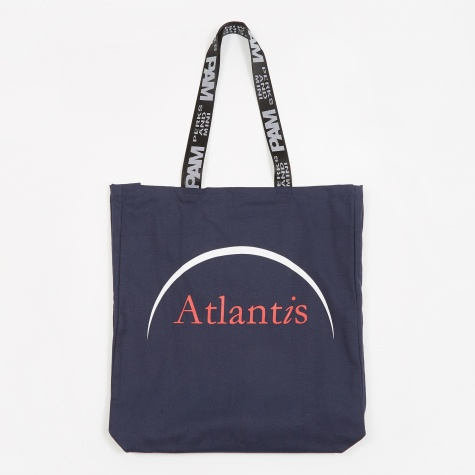 PAM Perks And Mini Atlantis Tote Bag - Navy