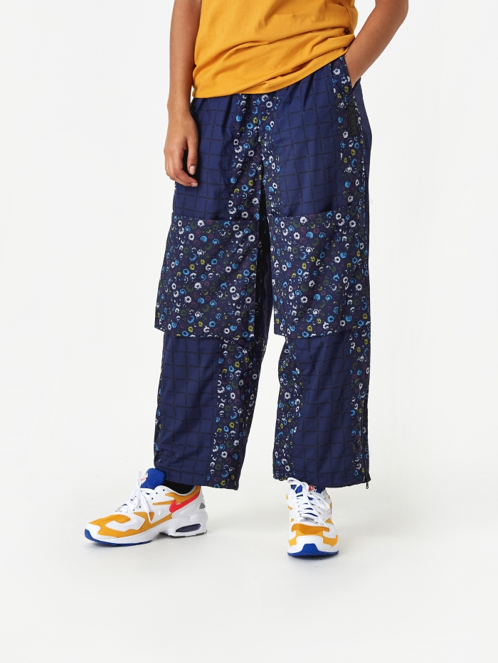 Perks & Mini PAM Perks And Mini Take It With You Track Pant - Navy Print (Image 1)