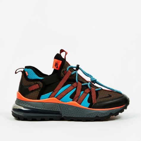 Air Max 270 Bowfin - Dark Russet/Black-Bright Crimson