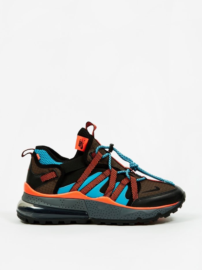 Nike Air Max 270 Bowfin - Dark Russet/Black-Bright Crimson (Image 1)