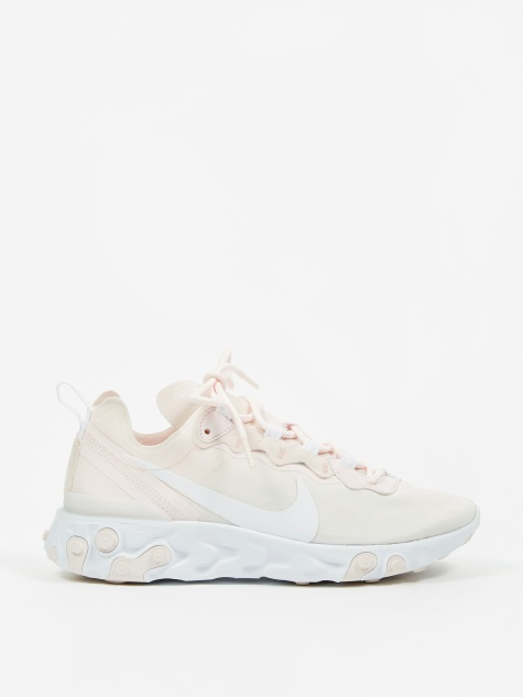 on sale 46120 ce667 React Element 55 - Pale Pink White-White-Pale Pink