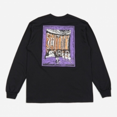 Goodhood x Beams T x Face & Shinknownsuke L/S T-Shirt - Black