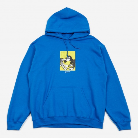 x Face & Shinknownsuke Hooded Sweatshirt - Bl