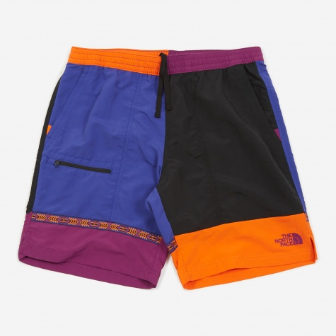 The North Face 92 Rage Lounger Short - Aztek Blue Rage Combo