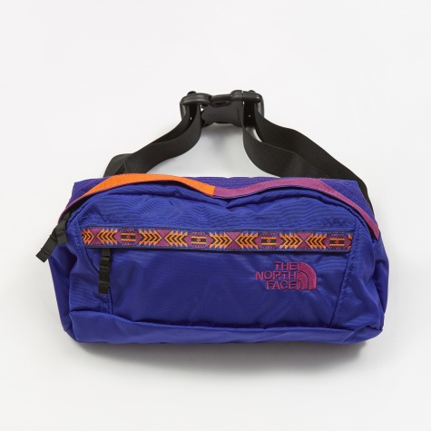 The North Face 92 Rage Pouch - Aztek Blue Rage Combo