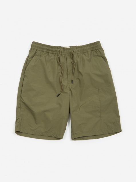 Painters Shorts - Olive