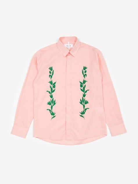 Jarreth Tencel Shirt - Pink