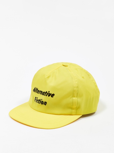 Teeny 5 Panel Trucker Cap - Yellow