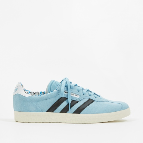 x Have A Good Time Gazelle - Clear Blue/Black/Chalk White