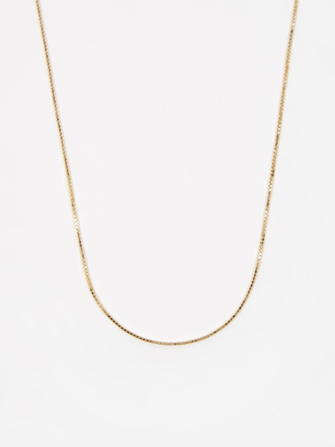 Venetian Chain / Gold / 1.5mm Gauge / 60cm