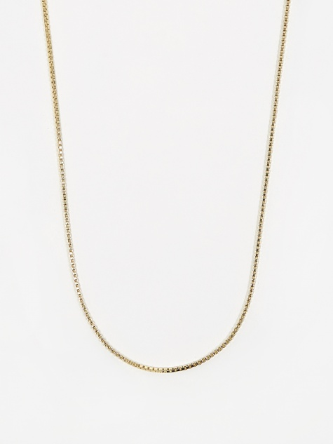 Venetian Chain / Gold / 1.3mm Gauge / 60cm