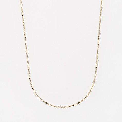 Anaconda Chain / Gold / 1.1mm Gauge / 70cm