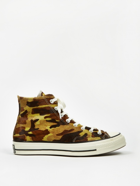 Chuck Taylor All Star 70 Hi - Camo Pony