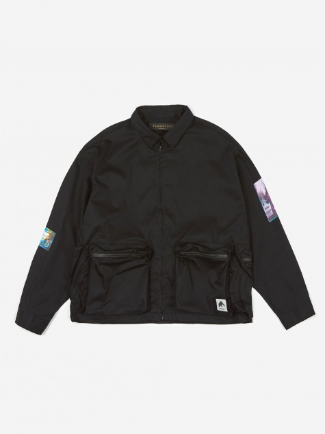 Swing Top MOD Jacket - Black