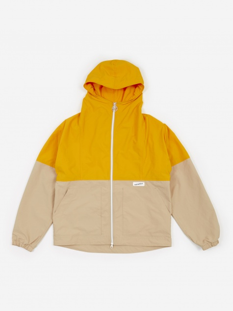 Nanamican Cruiser Jacket - Yellow/Beige