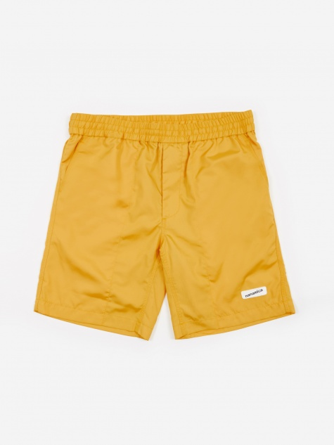 Nanamican Deck Shorts - Mustard