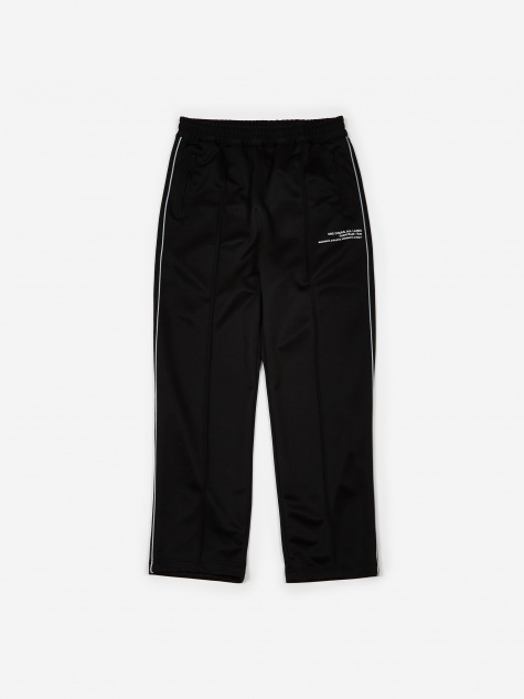 Nanamican Coast Road Pant - Black