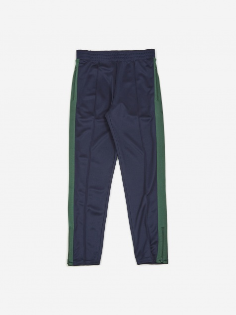 x Martine Rose Track Pant - Blackened Blue/Fir