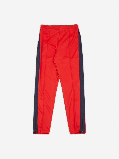 x Martine Rose Track Pant - University Red/Blackened Blue