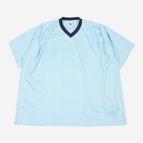 x Martine Rose Tee - Blue Chill