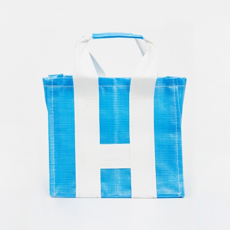Shopper - Blue/White