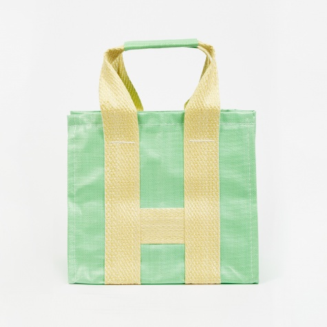 Shopper - Green/Yellow