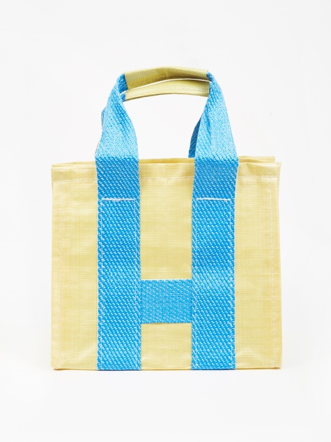 Shopper - Yellow/Blue
