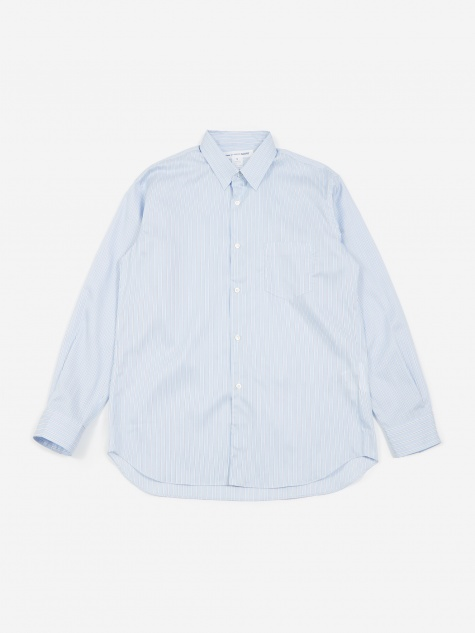 Forever Stripe Shirt - Blue Stripe