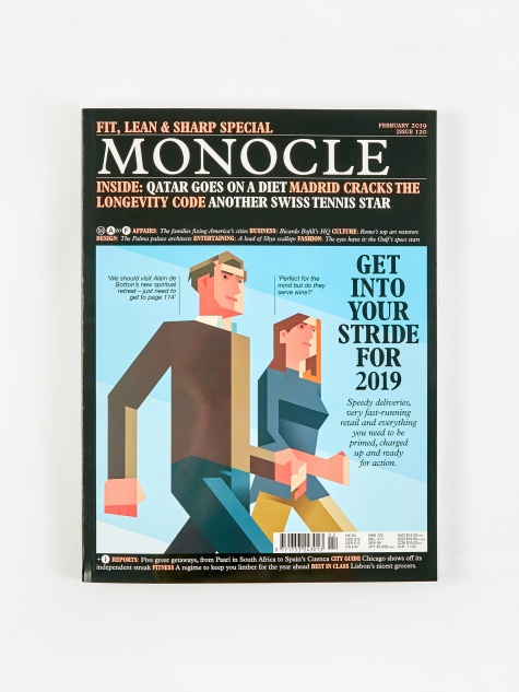 Monocle - Issue 120 (Feb 2019)