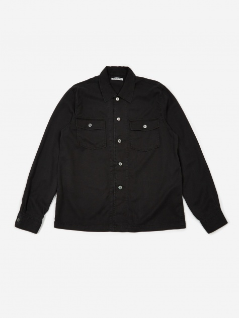 Chamois Shirt - Black