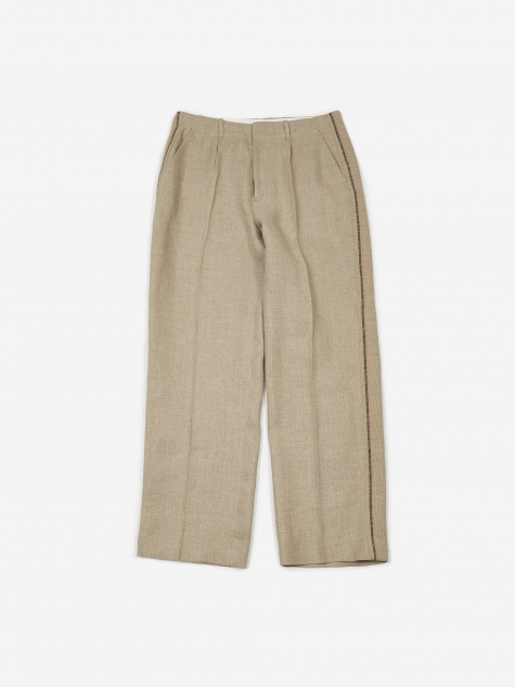 Borrowed Chino - Raw Herringbone