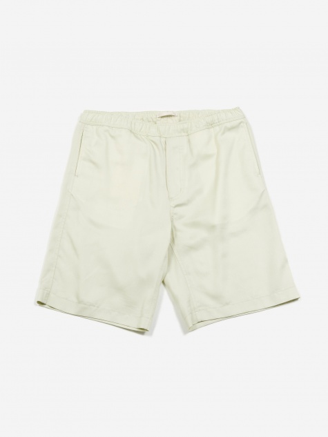 Drape Short - Translucent Dirt White