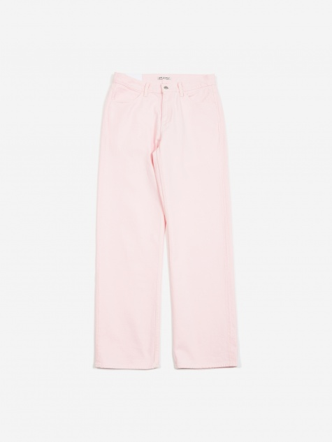 Formal Cut Trouser - Translucent Pink