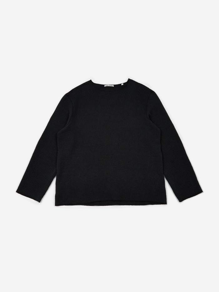 Our Legacy Craft Lock Sweatshirt - Anthracite (Image 1)