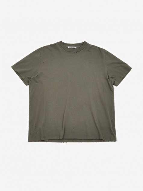 Box T-Shirt - Trash Olive