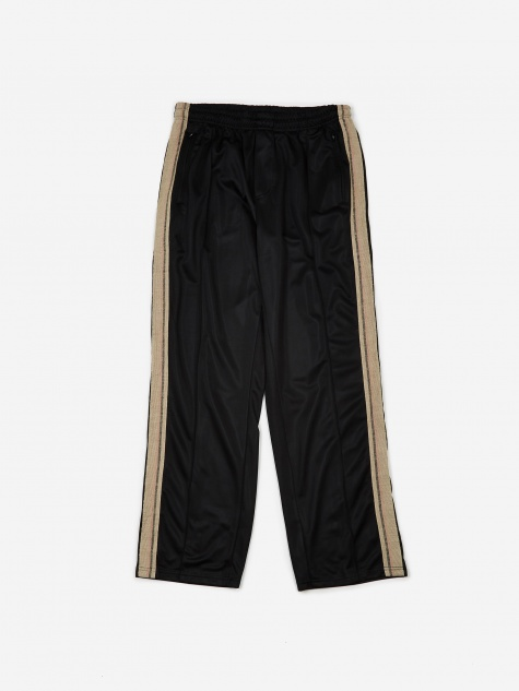 Track Pant - Black Row Stripes