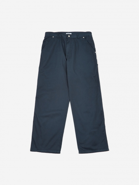 Tres Bien Overdye Carpenter Pant - Orion Blue