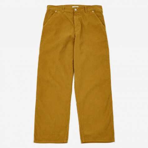 Tres Bien Corduroy Carpenter Pant - Amber Green