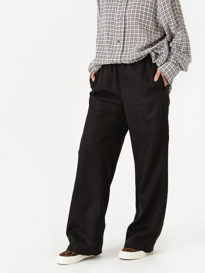 Our Legacy Flow Trouser - Black (Image 1)