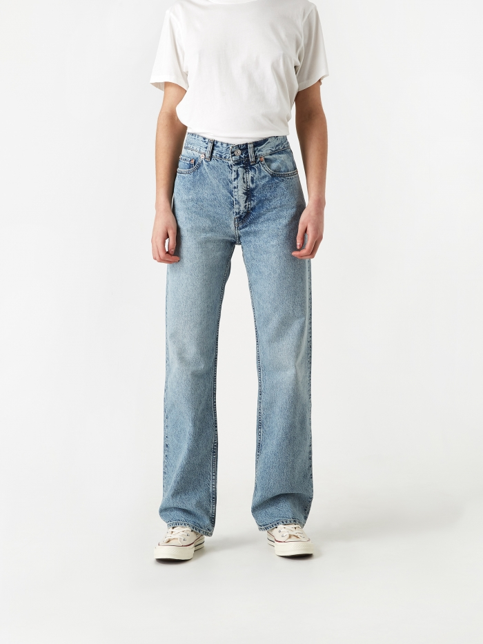 Our Legacy Linear Cut Jeans - California Shower (Image 1)