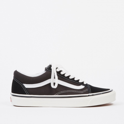 Old Skool 36 DX - (Anaheim Factory) Black/True White