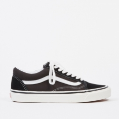 Vans Old Skool 36 DX - (Anaheim Factory) Black/True White