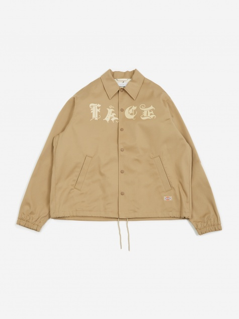 Coach Jacket - Beige