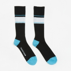 Facetasm Socks - Blue