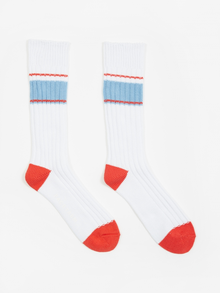 Facetasm Socks - Red (Image 1)